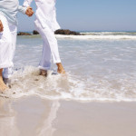Ćwiczenia fizyczne – wyjdź na świeże powietrze damo